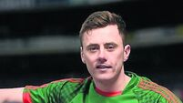 NYC has happy memories for Mayo captain Diarmuid O'Connor