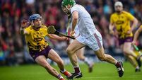 Second half comeback sees Wexford draw for second Sunday in a row