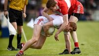McCurry goal helps Tyrone shake off Derry