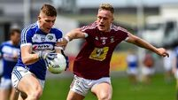 Laois stumble over the line against Westmeath