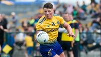 Conor Cox thrilled with Rossies' progress