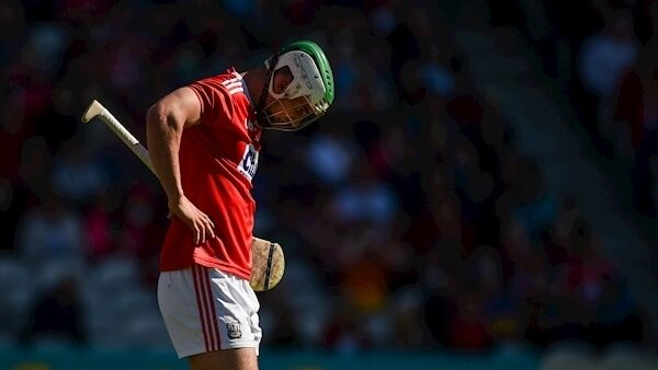 Shane Kingston of Cork during the Munster GAA Hurling Senior Championship Round 1 match between Cork and Tipperary at Pairc Ui Chaoimh in Cork. Photo by Diarmuid Greene/Sportsfile