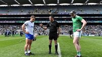 Worrying slip in standards of hurling officials