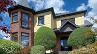 A multi-level whopper with stunning views in Montenotte