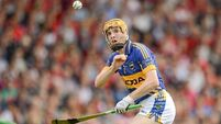 Hurling hands: Lar Corbett - 'I'd nearly crash the car, as I was paying so much attention to the new hurleys'