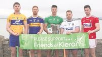 Kieran O'Connor and friends continue to battle... and inspire