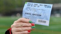 Mayo fans in US queue at 8am in the rain to get tickets for New York clash