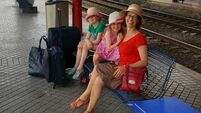 Travelling by train in Europe - with kids