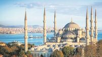 Instantly enthralled by Istanbul's museums, markets, history and restaurants