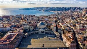 Take advantage of the direct flights from Cork and visit Naples