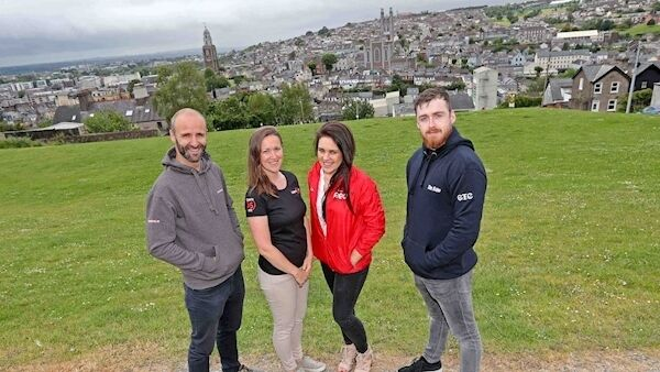 Eoin O'Sullivan, Irish Examiner, Fiona Corcoran, 96FM, Fiona O'Donovan, RedFM and Darragh Bermingham, The Echo.