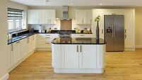 Are kitchens the 'pizza topping' of home sector?