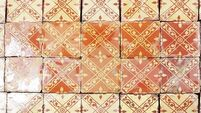 Vintage View: Floored by original encaustic tiling