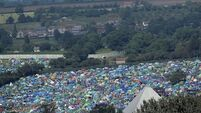 Glastonbury Festival founder Michael Eavis 'absolutely chuffed' as event begins