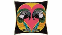 Tie-dye wallpapers and love-bird cushions: It's your interiors wish list