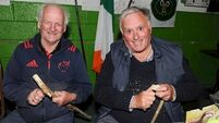 Cork's stickmakers club branch gets to grips with turning wood