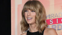 Taylor Swift praises two Irish creatives as part of 'her current pop culture obsessions'
