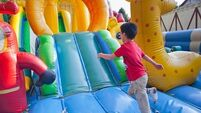 Bounce zone: How children can have fun safely