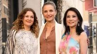 Charlie's Angels reunite as Lucy Liu gets star on Walk of Fame