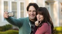 First look at Aisling Bea and Paul Rudd in new Netflix series