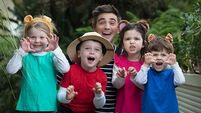 Charity begins at home with family for global chef Donal Skehan