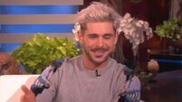 WATCH: Zac Efron gets emotional telling Ellen his grandmother just died
