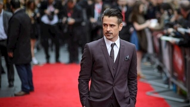 Colin Farrell teams up with 'The Favourite' producer for adaptation of Galway-based novel 'The Ruin'