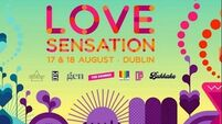 Everything you need to know about this weekend's Love Sensation festival