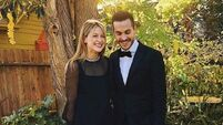 Actress Melissa Benoist ties the knot with Supergirl co-star Chris Wood
