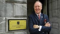 You've been served: Trevor Sheehan, guest relations manager at Castlemartyr Resort