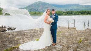 Wedding of the Week: Peig says yes to Malaga proposal
