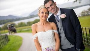 Wedding of the week: A day of global reunions for Aisling and Tim