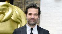 Rob Delaney remembers son on what would have been his first day at school