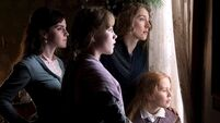 First look at Saoirse Ronan and Emma Watson in all-star Little Women