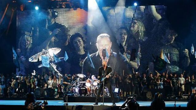 Here's all you need to know ahead of Metallica's concert at Slane