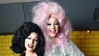 Cork masterclass gives a lesson on how to dress like a drag queen