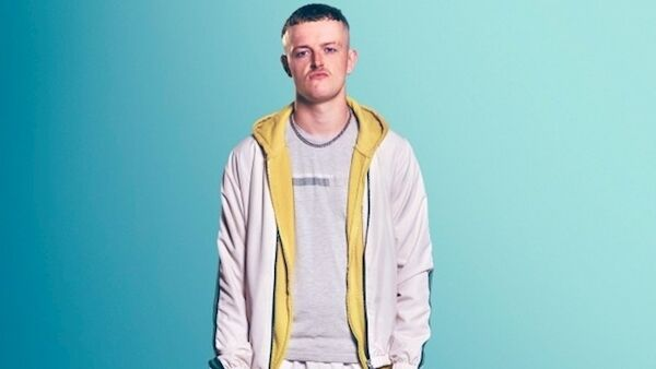 Chris as Jock in the Young Offenders.