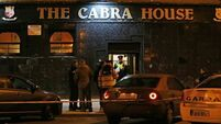 'Chaotic scene' in Dublin pub as criminal shot dead