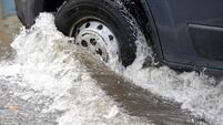 Flooding causing delays for motorists
