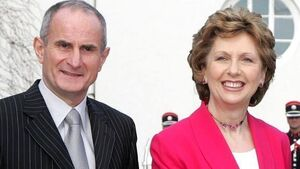 Senator McAleese resigns from Seanad