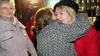 Tearful Kenny issues apology as survivors cry in gallery