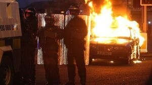 PSNI needs more officers to deal with flag protests, says chief constable