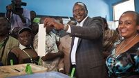 Terror group hits Kenyan election