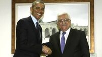 Obama: Gaza settlements are 'not appropriate'