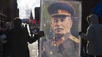 Russians mark 60th anniversary of Stalin's death