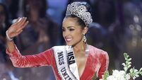 US contestant wins Miss Universe crown