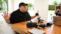 Wanted Net tycoon Kim Dotcom launches new file-sharing site