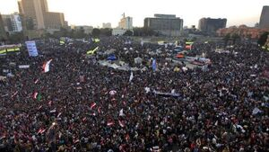 Death toll rises after Egypt demos