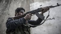 Heavy fighting before Syria truce