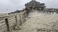 US braced for Hurricane Sandy